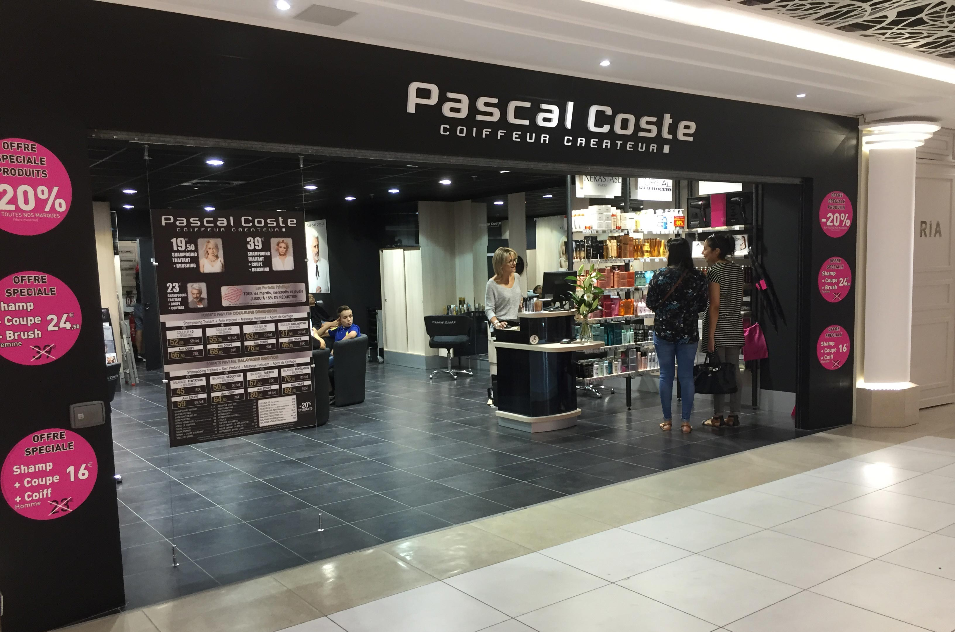 Beaut bien tre sant centre commercial la coupole for Salon pascal coste